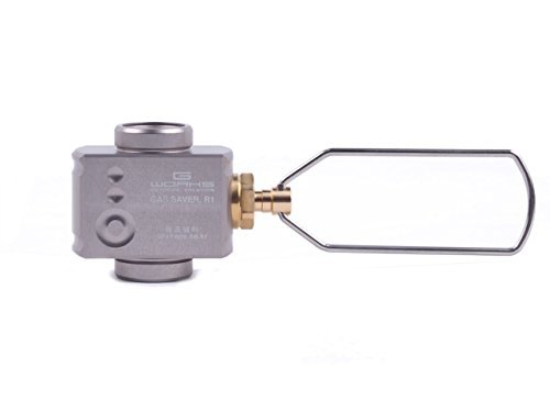Jeebel Camp Gas Converter,for Butane Canister to Screw Gas Cartridge