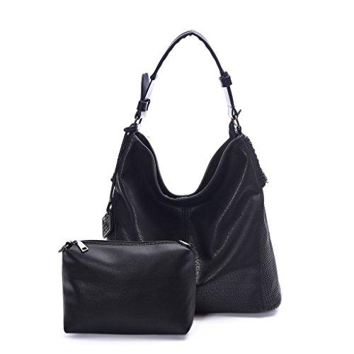d9e0d68f8051 DDDH Women Handbags Hobo Shoulder Bags Tote Leather Handbags Fashion ...